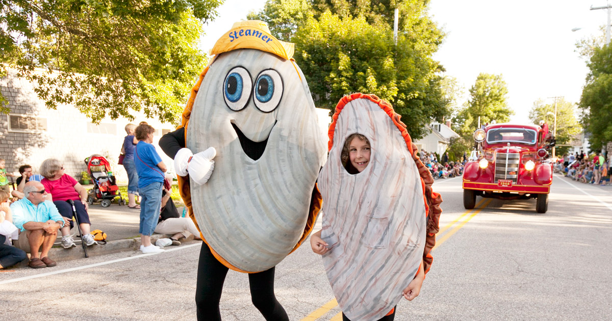 Schedule | Yarmouth Clam Festival - A Maine Summertime
